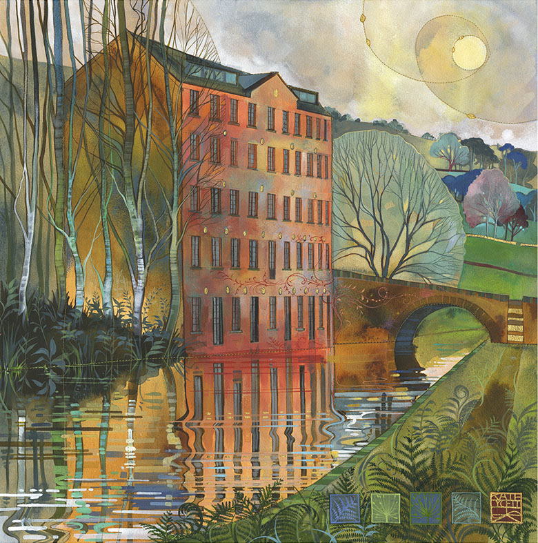 Waterhouse Mill