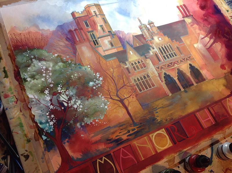 manor heath painting2