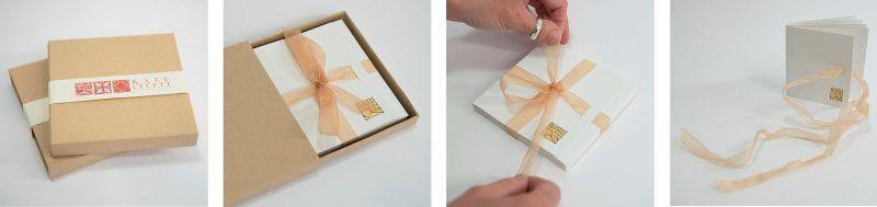 Folding Book - presentation