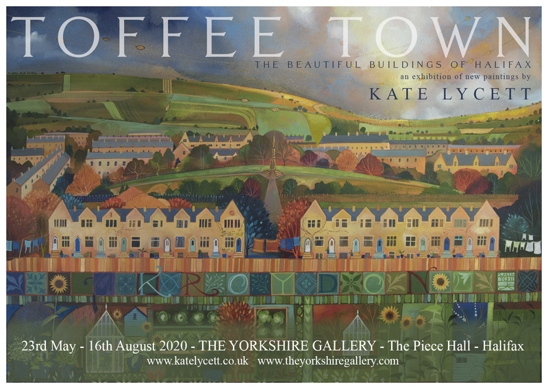 Toffee Town Exhibition